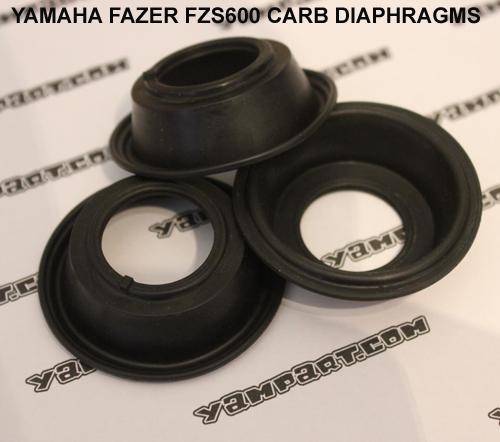 YAMAHA FAZER FZS 600 CARBURETTOR DIAPHRAGM YAMPART.COM - Copy - Copy