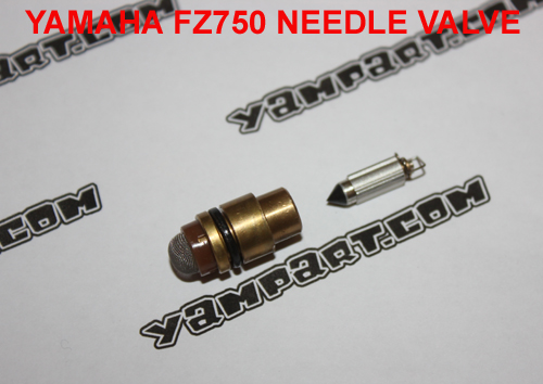 YAMAHA FZ750 CARB CARBURETTOR NEEDLE VALVE YAMPART.COM - Copy