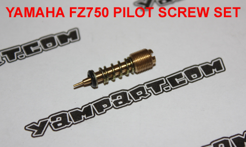YAMAHA FZ750 CARB CARBURETTOR PILOT SCREW SET YAMPART.COM - Copy