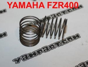 CARBURETTOR BUTTERFLY SPRINGS YAMAHA FZR 400 MIKUNI 3EN CARB CARBURETTOR YAMPART.COM - Copy - Copy
