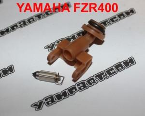 FUEL FLOAT BOWL NEEDLE VALVE ASSY YAMAHA FZR 400 MIKUNI 3EN CARB CARBURETTOR YAMPART.COM - Copy