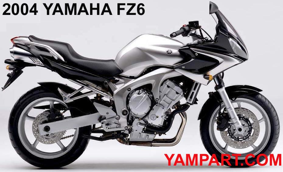 2004 Yamaha FZ6 YAMPART.COM - Copy - Copy