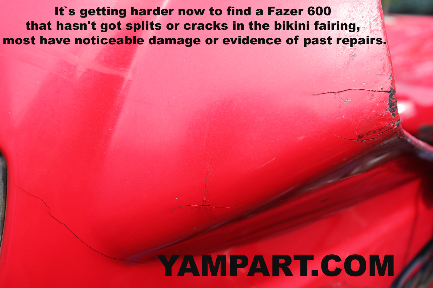 YAMAHA FAZER FZS 600 BUYERS GUIDE PAINT WORK & BODY PANEL FAULTS PROBLEMS YAMPART.COM UESD PARTS - Copy